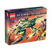 Lego Mars Mission EXT Alien Mothership Assault