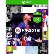 ИГРА FIFA 21 Standart Edition за Xbox One / Xbox Series X (Pre Order)