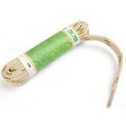 PROMA Šněrovadla (tkaničky) SPORT plochá 270p1062 béžovo-olivová 100 cm