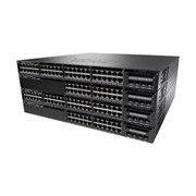 Cisco Catalyst 3650-48F 48 Ports Manageable Layer 3 Switch