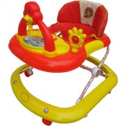 Oh Baby Baby Duck Shape Adjustable Musical RED Color Walker For Your Kids FDC-TCD-SE-W-93