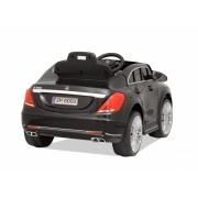 Masinuta electrica cu telecomanda Mercedes Benz S-Class Black