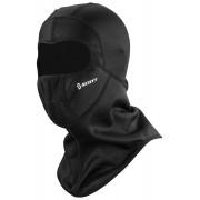 Scott Wind Warrior Open Hood Máscara Negro 2XL