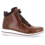 Green Comfort Boots Boa Espresso
