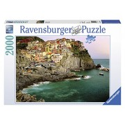 Ravensburger Cinque Terre. Italy , Multi Color (2000 Pieces)