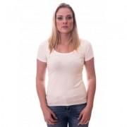 Alan Red Women T-shirt Cindy Off White ( art 2002) - Ecru - Size: Small