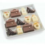 Forma silicon pentru ciocolata-Fashion
