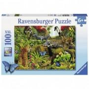 RAVENSBURGER puzzle (slagalice) - druzina iz dzungle RA10781