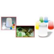 Home asztali lámpa, színes LED-es (CL 5CL)