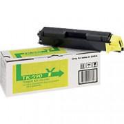 Kyocera TK-590Y Original Toner Cartridge Yellow