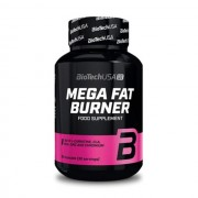 Biotech USA Mega Fat Burner (for her) - 90 tabletta