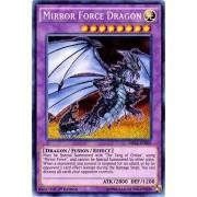Yu-Gi-Oh! - Mirror Force Dragon (DRL2-EN005) - Dragons of Legend 2 - 1st Edition - Secret Rare
