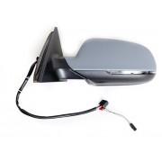 Retroviseur complet AUDI A4 2012- - Electrique - Clignotant - Coiffe a peind...