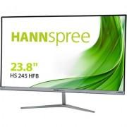 Монитор HANNSPREE HS245HFBREO, HS-IPS, Wide, 23.8 inch, D-Sub, HDMI, Черен