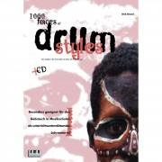 AMA Verlag 1000 Faces of Drum Styles Dirk Brand,inkl. CD