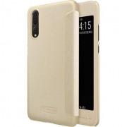 Husa telefon nillkin Cazul Sparkle Huawei P20 Pro Aur