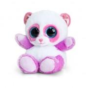 Keel Toys Pluche lila/roze panda knuffel 15 cm