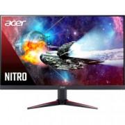 """Монитор Acer Nitro VG240Ybmiix (UM.QV0EE.001), 23.8"""" (60.45 cm) IPS панел, Full HD, 1 ms, 100M:1, 250 cd/m2, HDMI,VGA"""