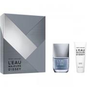 Issey Miyake L'Eau Majeure D'Issey Комплект (EDT 50ml + SG 75ml) за Мъже