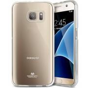Mercury Pouzdro / kryt pro Samsung Galaxy S7 - Mercury, Jelly Transparent