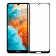 Folie din sticla 3D securizata MyScreen Huawei Y6 2019 Full Glue Black