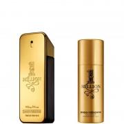 Paco Rabanne 1 One Million Confezione 100 ML Eau de Toilette + 150 ML Deo Spray