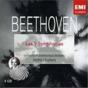 Video Delta BEETHOVEN, L. VAN - LES SYMPHONIES - CD