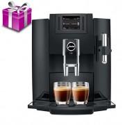 Espressor Jura E80+cadou 2 pungi cafea Chicco D-Oro