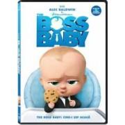Boss Baby. Cine-i sef acasa DVD