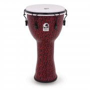 """Toca Percussion Freestyle Djembe TF2DM-10RM, 10"""", Red Mask"""