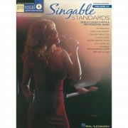 Hal Leonard - Pro Vocal Women's Edition Volume 43: Singable Standards