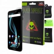 Folie Alien Surface HD Allview X4 Soul Infinity Z protectie spate laterale + Alien Fiber cadou