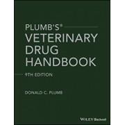 Plumb's Veterinary Drug Handbook: Desk, Hardcover/Donald C. Plumb