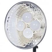 Dörr DL-400 dagsljusbelysning med 4x25W LED