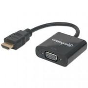 Manhattan Convertitore da HDMI a VGA