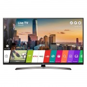 Televizor Smart LED LG 108 cm Full HD 43LJ624V, WiFi, USB, CI+, Grey