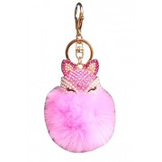 Eillwin Lovely Kitty Big Cute Keychain & Keyring Beautiful Birthday Toy Love Gift Present