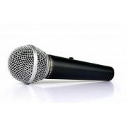 Mikrofon disco, Dj, karaoke mikrofon zsinóros - Weisre M58