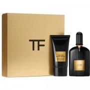 Black Orchid - Tom ford CONFEZIONE REGALO profumo 50 ml EDP SPRAY + hydrating emulsion 75 ml