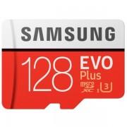 Card de memorie Samsung microSDXC evo plus 128gb + adaptor Class10