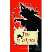 Trai de vrajitor - Diana Wynne Jones