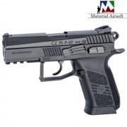 Pistol Airsoft CZ 75 P-07 Duty Blowback CO2 ASG 16720