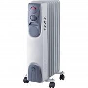 Calorifer electric Vortex YLA067 1500 W 7 elementi 3 trepte de putere Termostat Indicator luminos Protectie supra incalzire