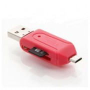 Compatible Micro USB OTG Adapter (Assorted Colours)
