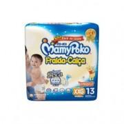 Fralda calça Mamypoko Tamanho Xxg 13 Unidade