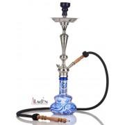 Aladin Loop 70 cm vízipipa — kék