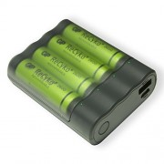 Powerbank e Caricabatterie AA 2 in 1, GPX411