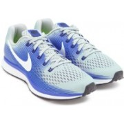 Nike AIR ZOOM PEGASUS 34 Running Shoes(Grey)