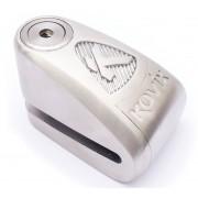Kovix 10 Disco de freno de bloqueo Plata