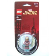 LEGO Super Heroes Mini Figure Iron Man Magnet